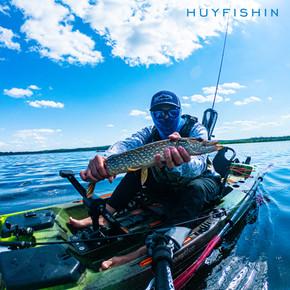 Esox fishing day