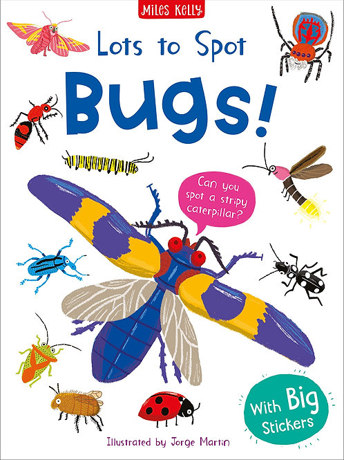 Lots to Spot - Bugs!