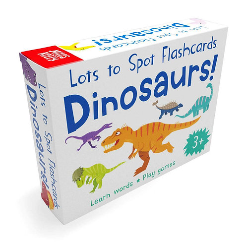 Lots to spot - Dinosaurs!