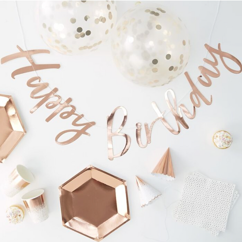 Party in a Box - Rose Gold