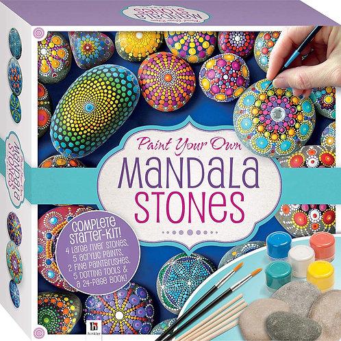 Mandala Stones Craft Kit