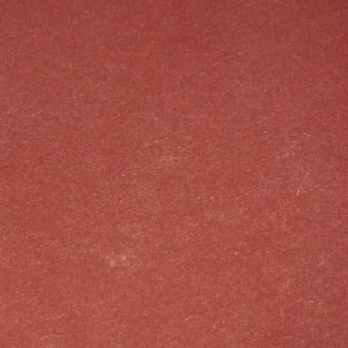 Gift Wrapping | Plain Printed Kraft Red