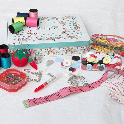 Sewing Tin