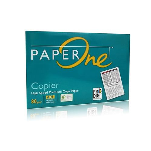 Paperone Copier A4 Paper 80 gsm White