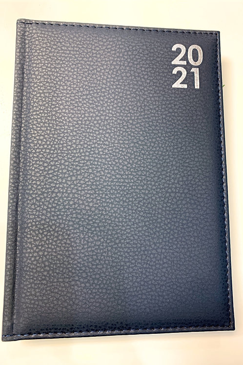Business Diary - A5 Day a Page