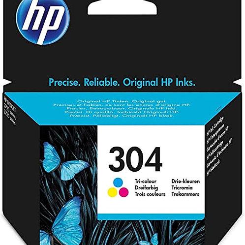 Cartridge Colour HP 304 Standard