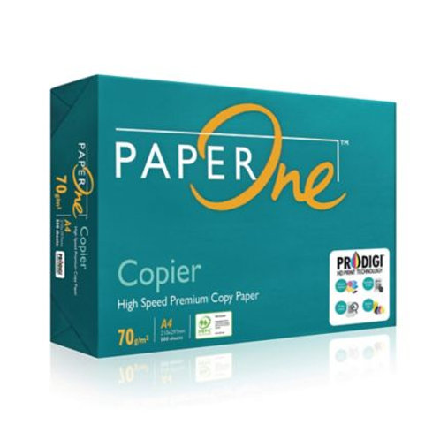 Paperone Copier A4 Paper 70 gsm White