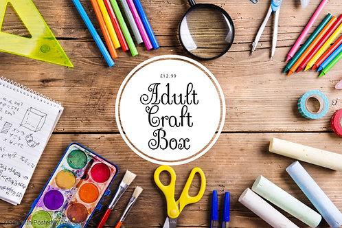 Adult Craft Pack