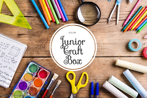 Junior Craft Box (9-11 years)