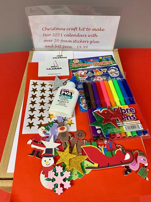 Christmas Craft Box