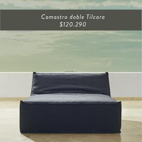 Camastro doble Tilcara • $120.290