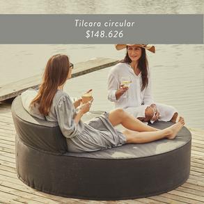 Camastro circular Tilcara • $148.626