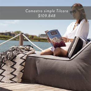 Camastro simple Tilcara • $109.848