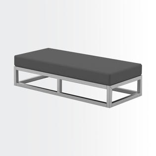 Ushuaia pouf •  2 seat