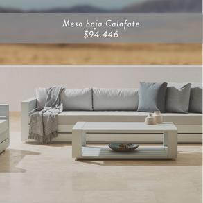 Mesa baja Calafate • $94.446