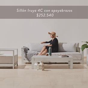 Sillón Iruya 4C • $252.540