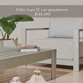 Sillón Iruya 1c • $135.240