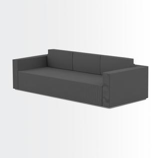 Iberá back of sofa •3 seat