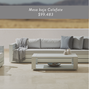 Mesa Baja Calafate •$99.483