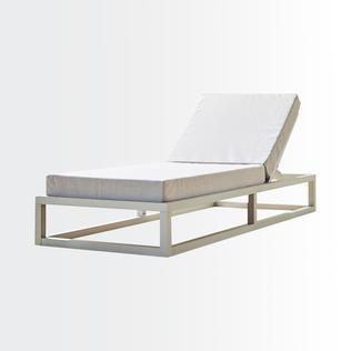 Ushuaia chaise lounge • single