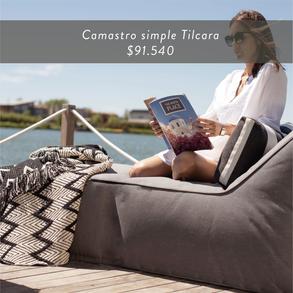Camastro Simple Tilcara • $91.540