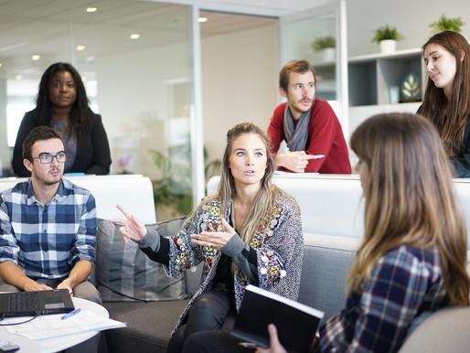 9 פרמטרים תואמי עקרונות תודעה, להשתלבות בעולם תעסוקה משתנה