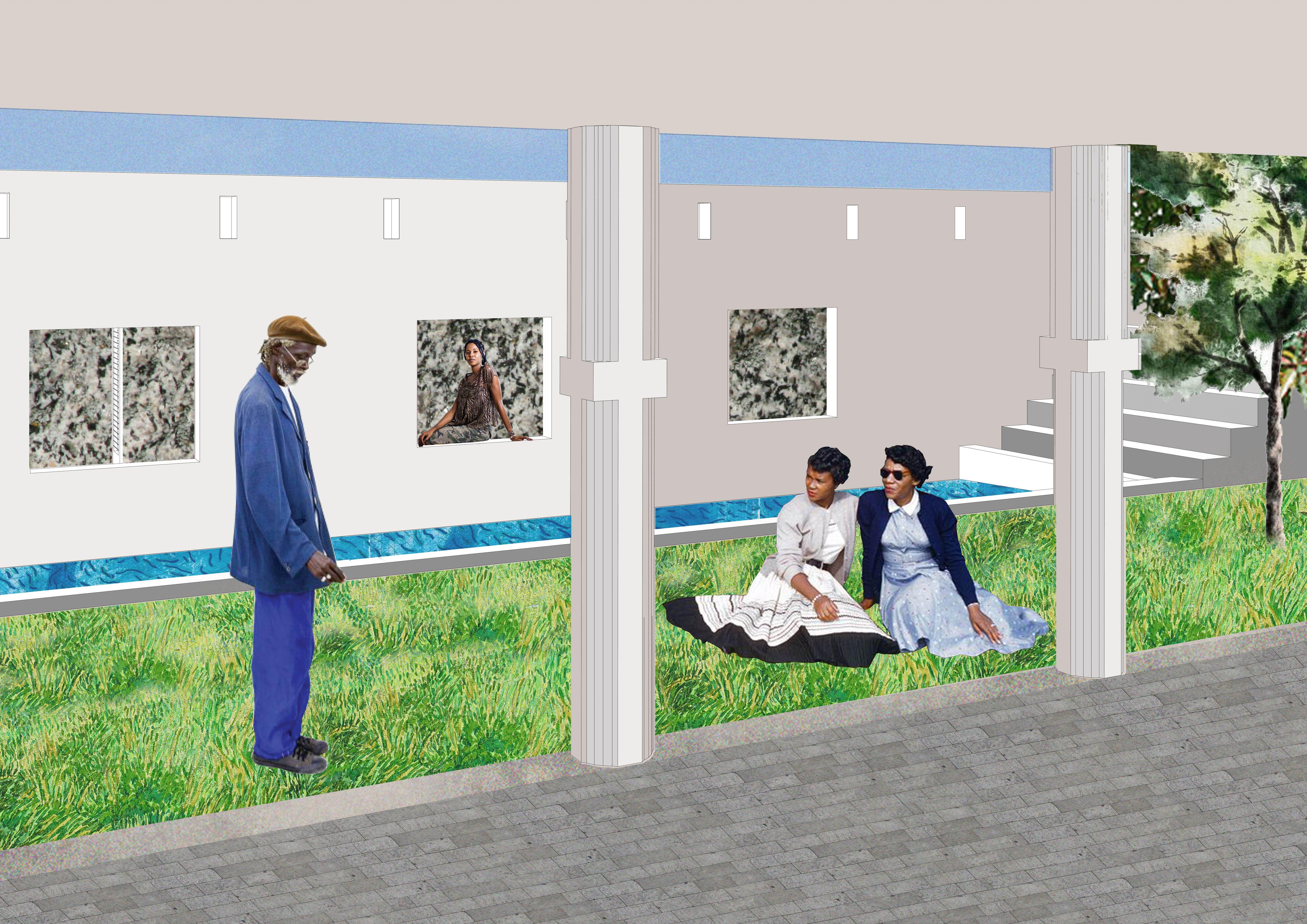 An artists retreat
