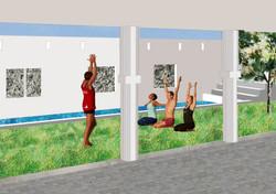 Yoga Scenario