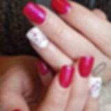 acryl nagel verlenging nail art