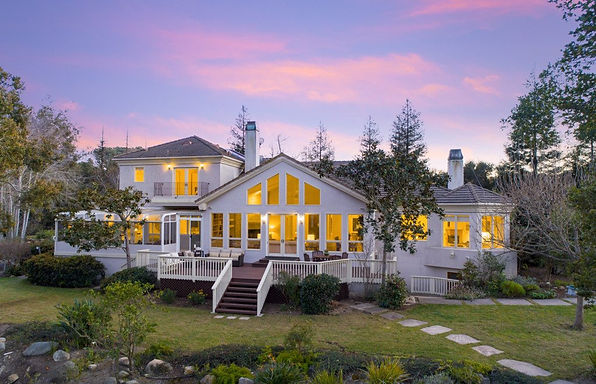 Get the Look: Modern Farmhouse in Montecito