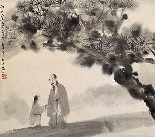 Fu Baoshi (Chinese, 1904-1965)