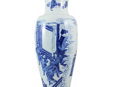 Expert Jean Gauchet explique Kangxi Porcelaine