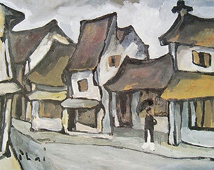 Bui Xuan Phai (Vietnamien, 1920-1988)