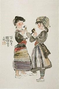 Cheng Shifa (Chinois, 1921-2007)