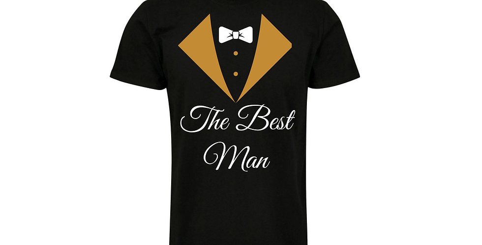 Bachelor Party The Best Man Shirt