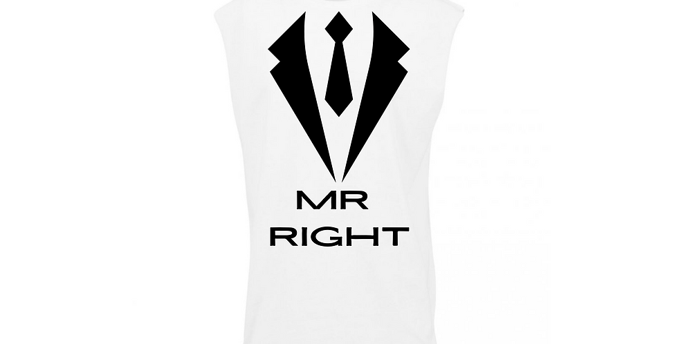 Wedding Party Shirt Mr Right