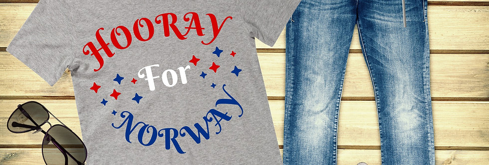 Hurray For Norway T-Shirt