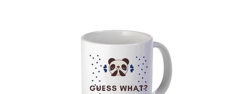 Guess What? It's A Baby Boy Mug