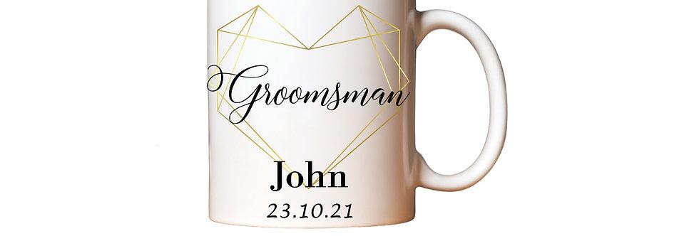 Groomsman Mug