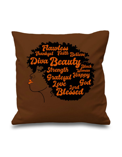 Flawless Afro Cushion