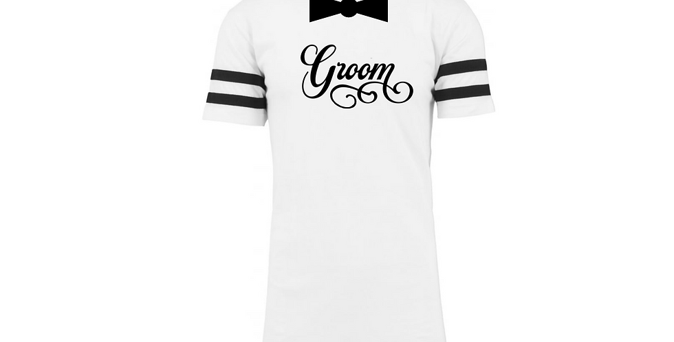 Groom Party Shirt