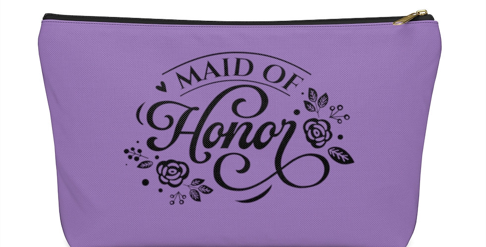 Maid Of Honor Pouch w T-bottom