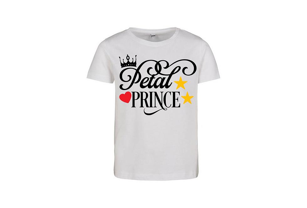 Petal Prince Wedding Party Shirt