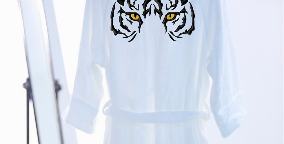 Personalised Embroidered Bathrobe