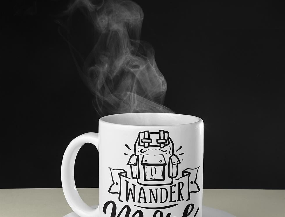 Wander More 11oz Mug
