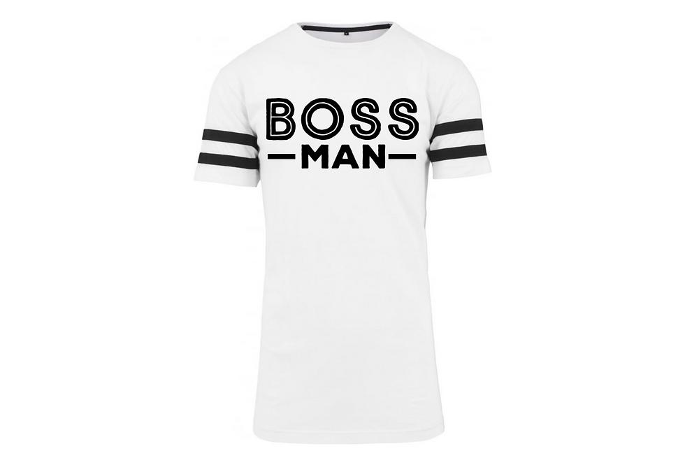 Boss Man Custom T-Shirt
