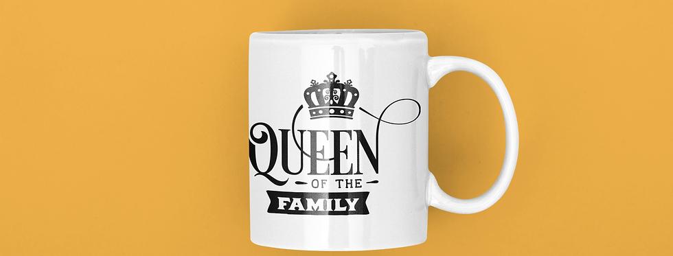 Queen Of The Family 11oz Mug