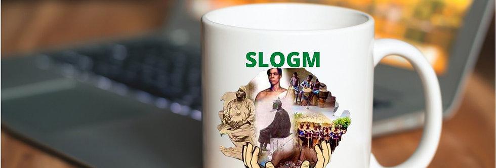 Personalised Mug Slogm