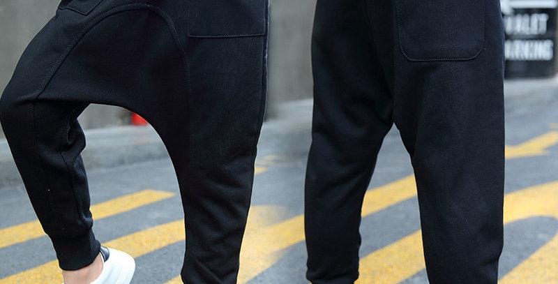 Boy Trousers Children Harem Pants
