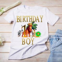 1 Years Birthday Boy T-Shirt